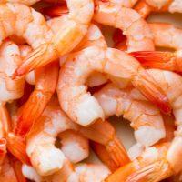 Fotinis Basket-Ταϊλανδέζικη σαλάτα με γαρίδες, αβοκάντο και λάιμ