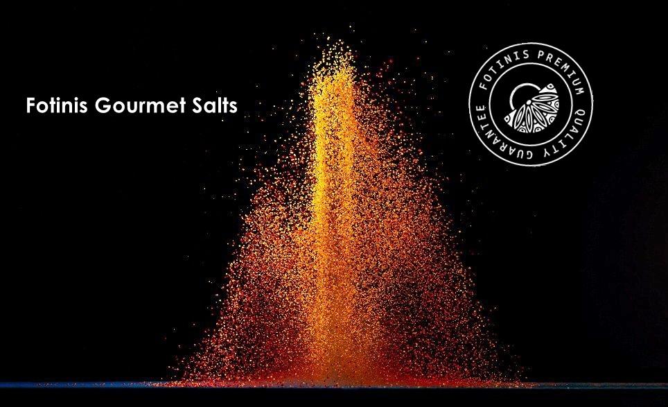 Fotinis Basket - gourmet salts
